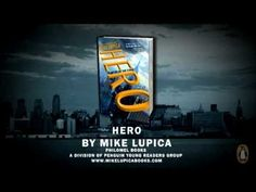 Video book trailer for Hero by Mike Lupica