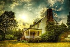 HDR Pictures - Dranesville Tavern