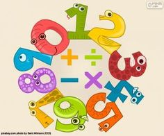 Quebra-cabeça Números , Jogos de Números