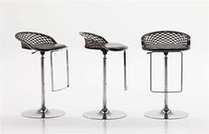 Arete Stools from Matteograssi