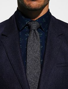 Male Pattern Boldness: How to Wear Printed Shirts: Perfect Wardrobe : Details