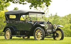 1914 Stutz Model 4E Touring - (Stutz Motor Co. Indianapolis, Indiana 1913-1935)