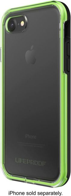 LifeProof - Slam Case for Apple® iPhone® 7 and iPhone® 8 - Night Flash