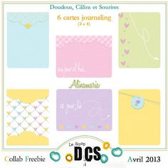 [AlinaMaria] Le Scrap DCS Collab Collection freebie