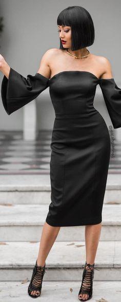 nice zwarte jurk combineren met schoenen 10 beste outfits