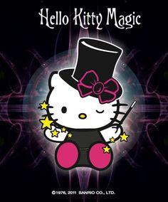 hello kitty magician   Des figurines Hello Kitty à collectionner, porte-clés & co et ...