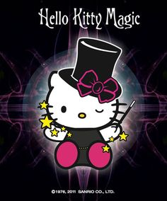 hello kitty magician | Des figurines Hello Kitty à collectionner, porte-clés & co et ...