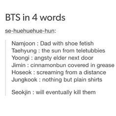 Me to BTS : I am gonna die