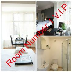 Room Number 1 In Our V.I.P House,Prices Start At £55.00 Per Night B #Guesthouse #B #BedAndBreakfast