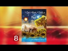 ▶ Book Lovers Corner: The Sun, the Moon, the Stars, and Maya - YouTube Maya and Rich on Connecticut Style Regional TV Show November 13, 2013. http://www.youtube.com/watch?v=hzgMnUQphd4&feature=c4-overview&list=UUOkkX_8teI_g7ousojivHAg