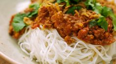 Eén - Dagelijkse kost - Spaghetti bolognaise op z'n Thais