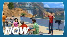 NOW - Sims 4 Hacked? New World Announced
