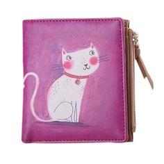 New Fashion Women Vintage Cute Cat Mini Handbag Bolsa feminina  Female Women Famous Brand Handbags as Gift High Quality A17