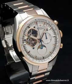 zenith chronomaster grande date - Google Search