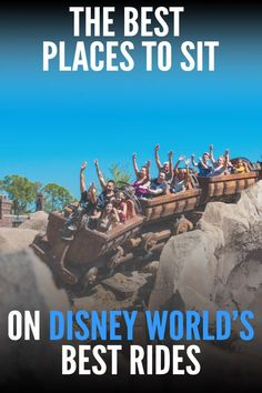 The Best Places to Sit on Disney World's Best Rides - Guide2WDW                                                                                                                                                                                 More
