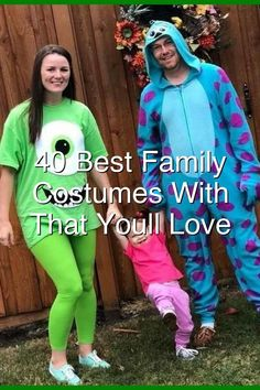 Are you looking for cool cute creative or scary family Halloween costumes for this year If so this post is perfect for youHalloween Costumes Family Youll Best Cute Halloween Costumes Baby Girl 40 Best Family Halloween Costumes With Kids That Youll Love