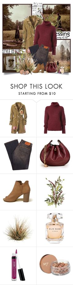 """Yosemite"" by seafreak83 ❤ liked on Polyvore featuring BY. Bonnie Young, Marc Jacobs, Hollister Co., WALL, Pier 1 Imports, Elie Saab, Bare Escentuals, It Cosmetics and Boots No7"