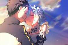 REM WAS BEST GIRL, SUBARU YOU FUCKED UP