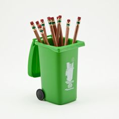Recycle your pencils! I want this for my class.