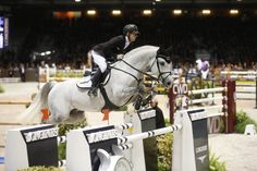 Marcus Ehning & Cornado win FEI Longines World Cup in Bordeaux… Marcus Ehning & Cornado win FEI Longines World Cup in Bordeaux – Noelle Floyd - Art Of Equitation Olympic Sports, Olympic Athletes, Bordeaux, Fun Prints, Poster Prints, Cute Ponies, Competition Time, Show Jumping, Horse Riding