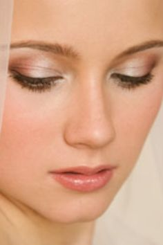 Simple wedding makeup :)