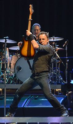 Bruce Springsteen and the E Street Band,   Nationals Stadium, Washington D.C. 9/14/2012