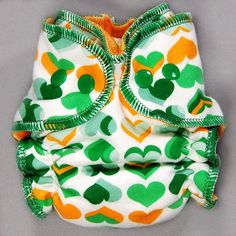 Cloth Diaper AI2 Big Newborn Small Hidden-PUL  by LittleBoppers