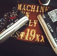 MGK shoes