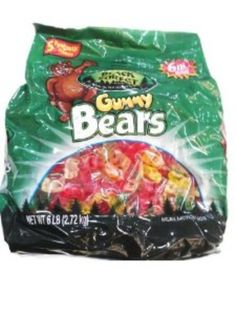I'm learning all about Black Forest Gummy Bears Ferrara Candy Natural And Artificial Flavors at @Influenster!