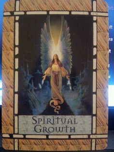 From Healing with the Angels Oracle Cards by Doreen Virtue
