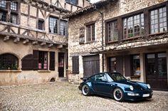 Porsche & Cobblestones
