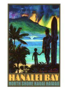 LOVE Hanalei Bay
