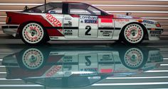 Toyota Celica GT Four. Carlos Sainz-Luis Moya.