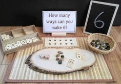 Loose Parts Number Exploration Math Activity Fine Motor Skills, Gift for Kids, Montessori Classroom, Reggio Emilia, Teacher Resources Reggio Emilia Classroom, Reggio Inspired Classrooms, Montessori Classroom, Reggio Emilia Preschool, Preschool Classroom, Kindergarten Math, Coach Parental, Maths Area, Play Based Learning