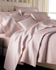 SFERRA Bedding: SFERRA is known for creating the finest luxury linens in the world. Shop from a stunning selection of SFERRA bedding sets. Bed Linen Design, Bed Design, Blue Bedding, Linen Bedding, Bed Linens, Designer Bed Sheets, Blue Pillow Cases, Luxury Bedding Sets, Luxury Linens