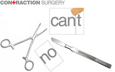 Surgery for Contractions
