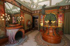 Fouquet Store Front, 1900  Alphonse Fouquet (1828-1911) was a French jeweler known for his firm's Renaissance revival and Art Nouveau work.