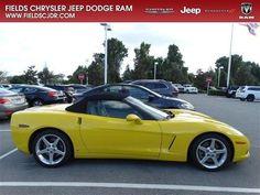 2006 Chevrolet Corvette, 31,768 miles, $31,995.