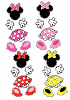 BABY SHOWER~MINNIE MOUSE