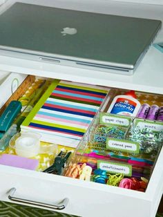 I would love life if i stayed that organized..