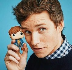 Eddie Redmayne by karliahnztlotr | We Heart It