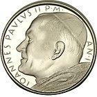 Vatican City Silver 500 Lire BU 1979 Papal Visit Philatelic Cover Vatican City, Cover, Vatican