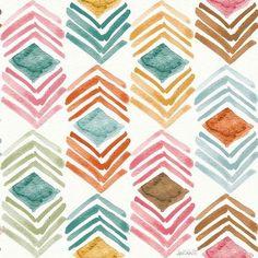Framed Girlfriends Pattern III Print Pattern Art, Color Trends, New Art, Custom Framing, Framed Art, Girlfriends, Color Schemes, Quilts, Artist