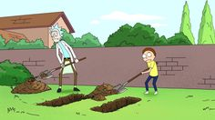 #1514599, Pictures for Desktop: rick and morty picture