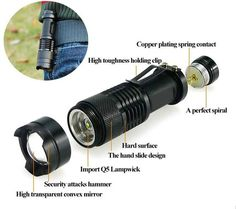 The Flashlight Features