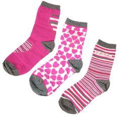 Women's Socks | ... Gifts for Her › Ted Baker › Ted Baker Womens Three Pack Socks Set