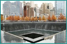 Memorial Pool, New York City #lapatataingiacchetta