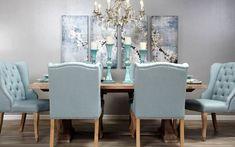   Ideas para decorar comedores elegantes