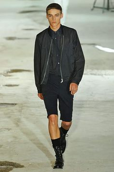 Summer 2013 Trend: all black, everything