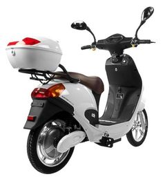 Ecoped Ode 2011 Scooter Electric Bicycle - http://www.gezn.com/ecoped-ode-2011-scooter-electric-bicycle.html